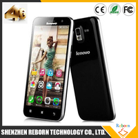 China Wholesale 5 inch Lenovo A806 Octa Core Smart Android Mobile phone