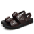 new arrival fahion model men tpr sole leisure walk sandal shoes online,summer fashion sandal on alibaba