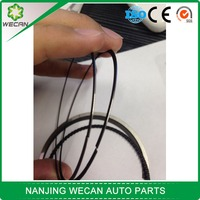 original quality auto parts piston ring for k-ia pridee with cast iron alloy matieral
