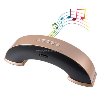 """Rainbow Bridge"" Wholesale Home HiFi Bluetooth Stereo Speaker, support Call/FM/AUX/TF/USB Drive, w/package, OEM acceptable"