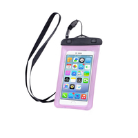 High Quality Cheap Universal Waterproof Mobile Phone Cases for Out Door Travel