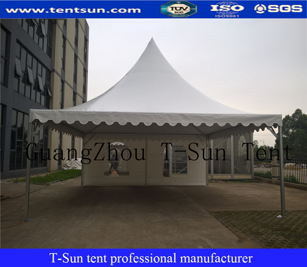 large hexagonal pagoda for sale fairs pvc shelter on sale
