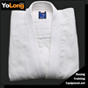 High quality and hot sale judo dobok white cotton training judo uniform