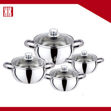 555 Stainless Steel Casserole Pot Turkish Cooking Pots