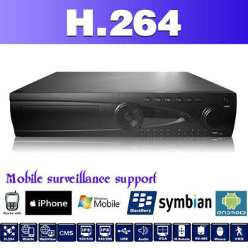 iDVR6108K-EL Full D1 CCTV DVR CLOUD TECHNOLOGY