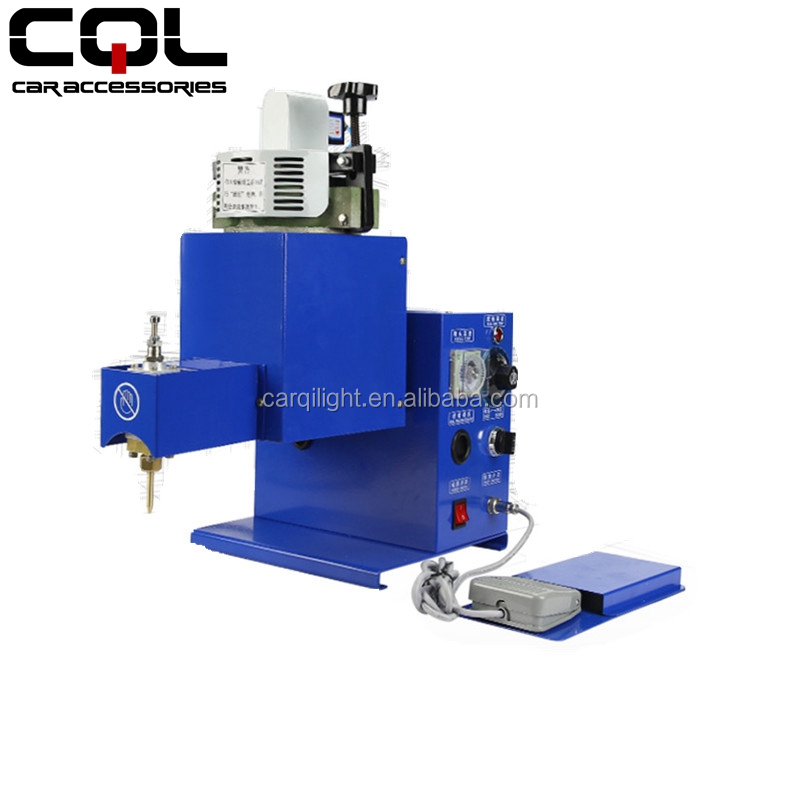 CQL car headlight bi-xenon projector lens retrofit sealant machine tool,retrofit sealant /OCI hot melting machine