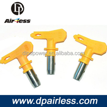 DP-637TT airless tips
