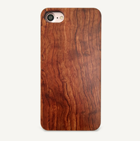 Factory bulk price wooden phone case for iphone 7 plus, for iphone 7 plus case wood natural