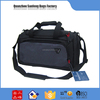 China wholesale high quality genuine leather travel bag