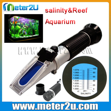 High quality digital salinity meter refractometer for sale
