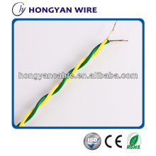 iron box electrical wiring household appliances PVC Insulation Flexible twisted wire with good quality