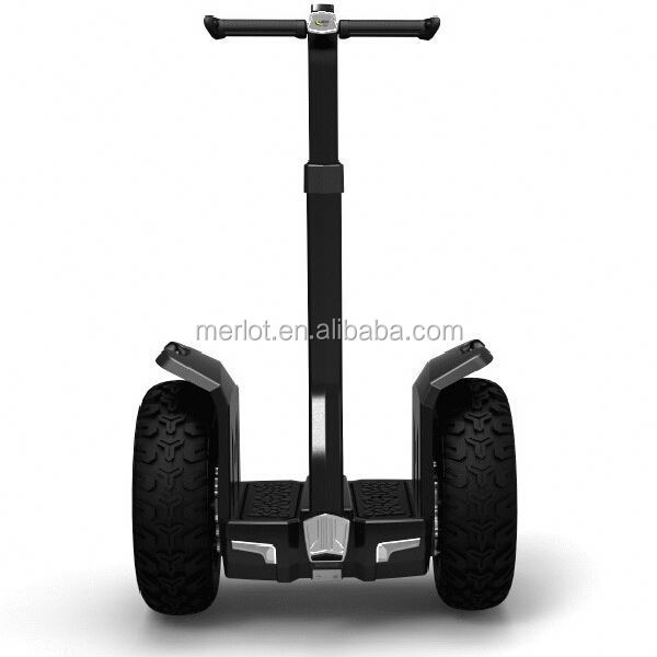 2015 Arrival 2 wheel self balance two wheeled auto-balancing rechargable garbage tricycle for renting with remote key