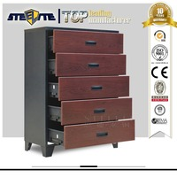 General use commercial office indian style furniture filing cabinets with drawers