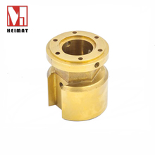 High quality precision copper cnc turning parts