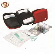 empty medical case shockproof Medical mini first aid kits bag,first aid pouch