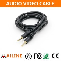 AiLINE High Quality Male to Male composite audio cable