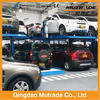 China Mutrade Cyrus Zhang Qingdao 2 Columns Vertical Parking System