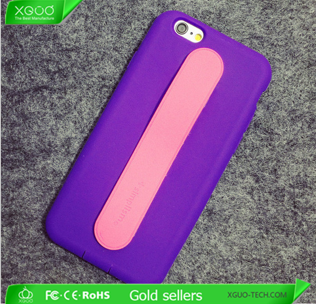 high quality silicone case for iphone 6 cover