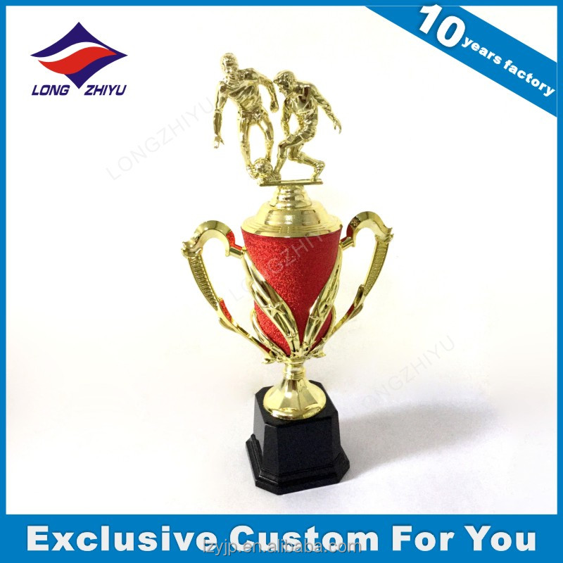 Custom Plastic Stock Martial Art Trophy Cup From China