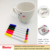 Mini ceramic markers pen for home school and office