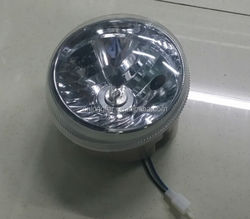 HIGH QUALITY VESPA LX125 HEAD LIGHT HEAD LAMP