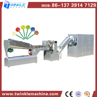 2014 Newest Style Lollipop Bunch Wrapping Machine
