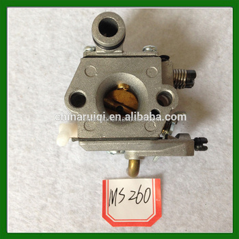 STL MS260 chainsaw spare parts Diaphragm type carburetor