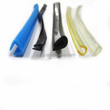 High Quality Flexible Durable Extruded Plastic U Channel Strip