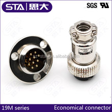 19M 150V threaded electrical connectors