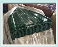 cheap Steel corrugated sheet/plate for roof tile