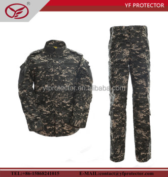 military concealed uniform/military uniform suit with trousers