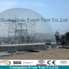 Waterproof Transparent Geodesic Dome Tent for Greenhouse outdoor