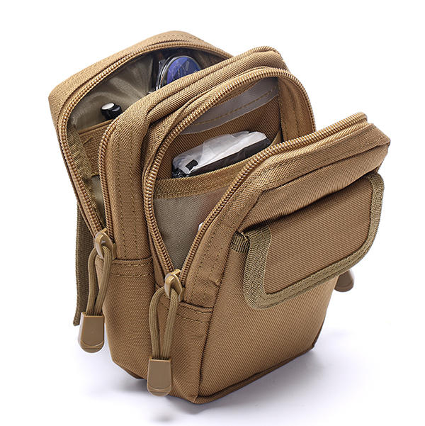 Men Molle Outdoor Sport Tactical Package Casual Bag