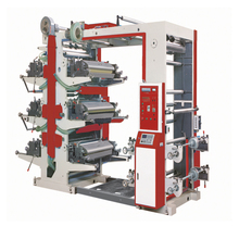 YT Model paper bag making machine with flexo printing