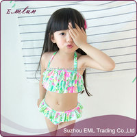 Small children swimwear girls baby girl bathing suit