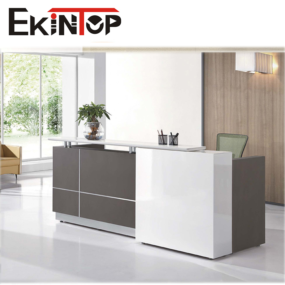 Wholesale used reception desk online buy best used for Center table design for office