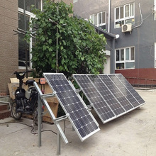 2014 new design Tontruhuda TC series stand alone solar kit,solar energy system price (Factory,With TUV ,CE)