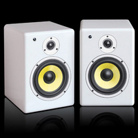High Quality New Products 2016 Free Samples active studio Monitor Speaker for home theater system