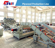 China Plywood Production Line Equipment