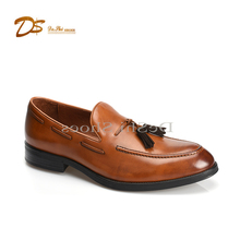 2018 100% comfort shoes handmade leather dress shoes for men