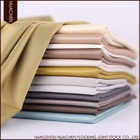 Promotional top quality satin drapery fabric for window design