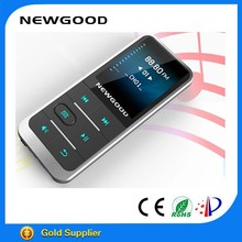 NEWGOOD lovely cheap mp3 mp4 players for jogging and running