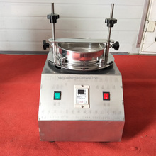 Electronic lab test equipment mechanical vibrating sieve shaker