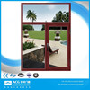 High quality surface treatment for Wooden building aluminum window