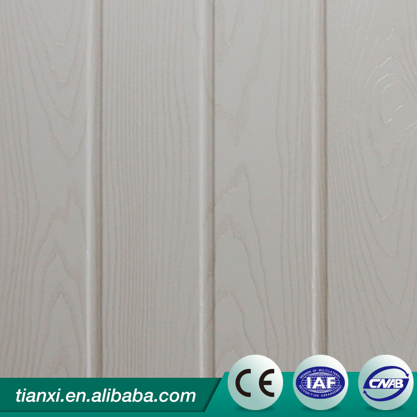 Trade Assurance Wood Plastic Composite WPC Decorative Bathroom Wall Board