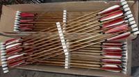 Bamboo arrow archery bamboo shaft arrows for wholesale
