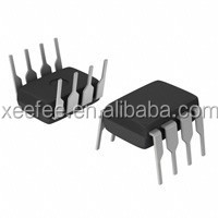 24LC128-I/P-ND Memory IC EEPROM 128KBIT 400KHZ 8DIP
