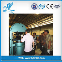 Steel CE ISO approved Hydraulic Wire Rope Press Machine For Sale , 500ton wire rope splicing machine