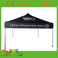 3x3m Polyester Folding Tents/retractable canopy tent/retractable gazebo