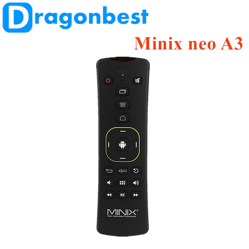 2017 Good price of Minix neo A3 Wireless air mouse universal remote control with for medical use Keyboard Voice